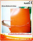 Elektrische Auflage-Heizung 220V 500W 465*465*1.5mm des Silikon-Xd-H-2125