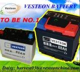 12V libre de mantenimiento de plomo ácido de batería de coche DIN100
