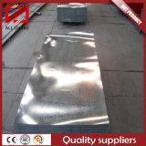 Горячий окунутый лист гальванизированный Dx53D стальной
