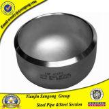 ASME B16.9 accessori per tubi della protezione di programma 40 dell'acciaio inossidabile da 4 pollici