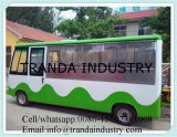 Mobiler Nahrungsmittelbus der elektrischen Qualitäts-2016 für Verkauf