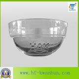 Alto tazón de fuente de cristal de Borosilicate con buen precio