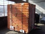 Трубчатые леса стальной рамки, леса рамки трапа, рамка h лесов