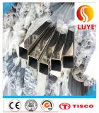 Tubo del quadrato del tubo dell'acciaio inossidabile di ASTM 309S 316ti