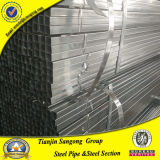 Galvanisiertes quadratisches Stahlrohr der Stahlkonstruktion