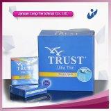 O tipo regular do preservativo Medicated igualmente chamou Liso Preservativo ou preservativo clássico