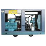 Compressore d'aria diesel mobile portatile della vite