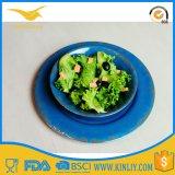 Reeks van de Plaat van de Salade van het Gewicht van de Melamine van de Merken van het Vaatwerk van China de Biologisch afbreekbare