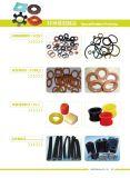Rubber Blok/RubberBuffer/Rubber Elastisch Blok/RubberMaterialen van Shaps van de Grootte van de Kurk Diverse