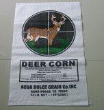 PP que empaquetan la fábrica de los bolsos para la alimentación, fertilizante, arroz, harina