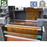 Type horizontal cachetage de 4-Side et machine à emballer externe de sac