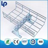Gi het Materiële Dienblad van het Netwerk van de Draad van het Dienblad van de Kabel van het Netwerk van de Draad van het Roestvrij staal Flexibele