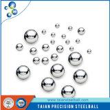 Esfera de aço inoxidável de carbono da esfera de aço de cromo da esfera de aço (1.588-25.4mm)