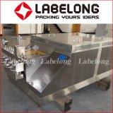 Homogeneizador de alta presión de la leche del acero inoxidable en máquina de rellenar del jugo