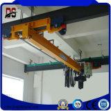 Type de LX pont roulant de poutre simple de suspension avec l'élévateur électrique