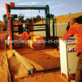 CNC de corte de madera de doble hoja circular Aserradero