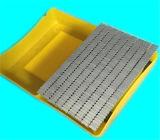 O ar de St38 14ga grampeia injetores para o grampo de mola que faz grampos galvanizados do fio