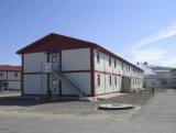 Дом передвижной Prefab конструкции стальная для Domitory