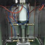 Máquina semiautomática de llenado y sellado de aerosoles con inflador de aire