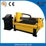 Máquina de estaca modelo Acut-1325 do plasma do CNC da tabela