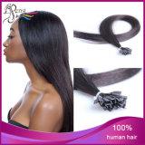Beste Kwaliteit 100% het Vlakke Menselijke Haar van het Uiteinde