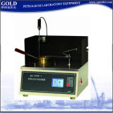 Gd-3536-1 Essuie-glace électrique numérique semi-automatique ASTM D92 Kit de test de point d'éclair