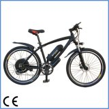 緑のPower 36V 10ah Folding Electric Mountain Bike (OKM-678)
