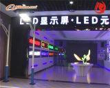 L'IMMERSION extérieure imperméable à l'eau P10 choisissent le module blanc d'Afficheur LED de couleur