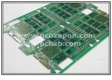 金Fr4の緑PCB&ICを終える