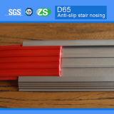 Nosing van de Trede van het Carborundum van het aluminium Gelamineerde Flexibele