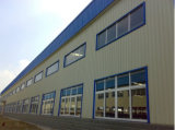 Ossatura muraria competitiva della struttura d'acciaio di alta qualità di prezzi bassi (SSF-002)
