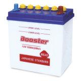 Secar a bateria cobrada, bateria de carro, bateria acidificada ao chumbo (NS40)