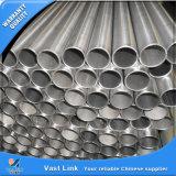 Tubo soldado del acero inoxidable de ASTM TP304 para Constrcution