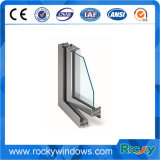 Felsiger polnischer silberner Strangpresßling-Aluminiumprofil für Windows und Tür