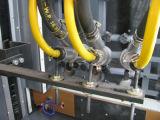 Máquina caliente del chorreo de arena de Slae para el vidrio con el sistema de control del PLC