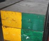 Placa de aço Nak80 do molde plástico laminado a alta temperatura