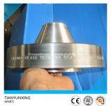 Flangia del collo della saldatura di Rtj dell'acciaio legato dell'ANSI B16.5 A182 F1
