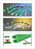 63mmの冷たいおよび熱湯のためのプラスチック緑色PPRの管