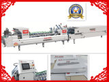 Máquina de Gluer do dobrador da caixa de papel da caixa Xcs-800