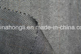 Tessuto di T/R tinto filato, tessuto Herringbone, 63%Polyester 33%Rayon 4%Spandex, 250g/Sm