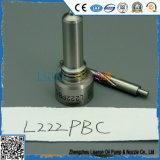 L222pbc L222pbd FL222 geläufige Schienen-Delphi-Dieseldüse für Bebe4c01101 Bebe4c01001 Bebe4c02002 Bebe4c02102