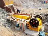 ラインPE250*400を押しつぶす石のための小さい顎粉砕機