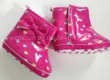 Ботинки дождя способа на девушки младенцев 2301