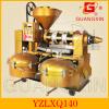 Presse de pétrole froide automatique pour les graines Yzlxq140