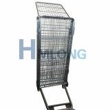 Industrie galvanisierte Stahlineinander greifen-Rollenrahmen für Verkauf