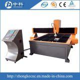 Machine de découpage d'acier inoxydable avec le pouvoir de plasma