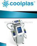 Le salon de beauté de machine de Coolplas Cryolipolysis Euipment Kryolipolyse libèrent l'encyclopédie