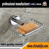 Accessoire de salle de bains de panier de savon d'acier inoxydable de Mouted de mur