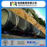 sul tubo del cilindro del calcestruzzo rilevato in anticipo del certificato di Wras di vendita (tubo di PCCP)