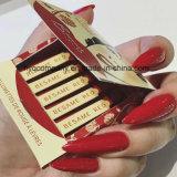 Le corrispondenze del rossetto di Besame nel colore rosso di Besame contiene 5 corrispondenze da usare una volta sola